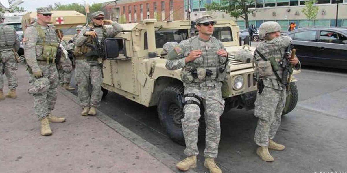 Orden de Trump: Guardia Nacional a las calles, Minneapolis en estado de alerta