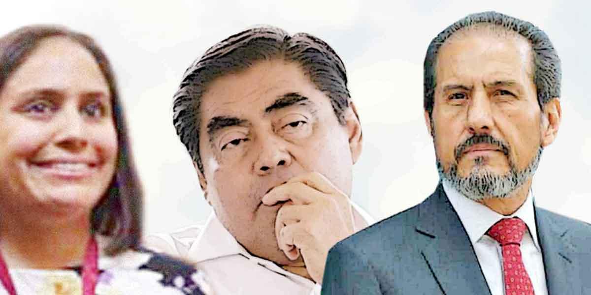 Gobierno de Barbosa arma denuncia penal por tema fiscal contra la hija del rector de la BUAP
