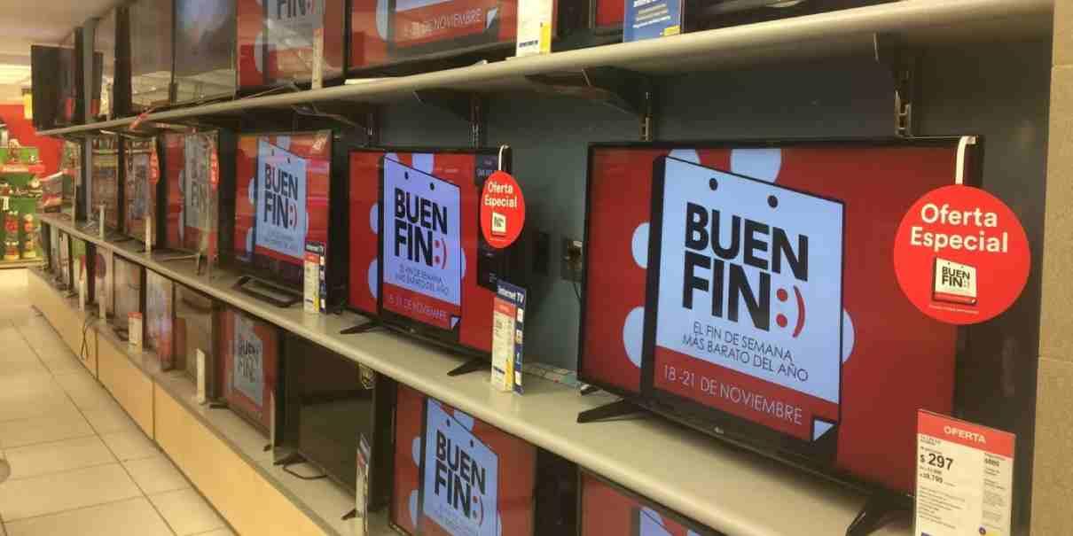 Maratónico Buen Fin 2020, durará 11 días; checa cuándo inicia