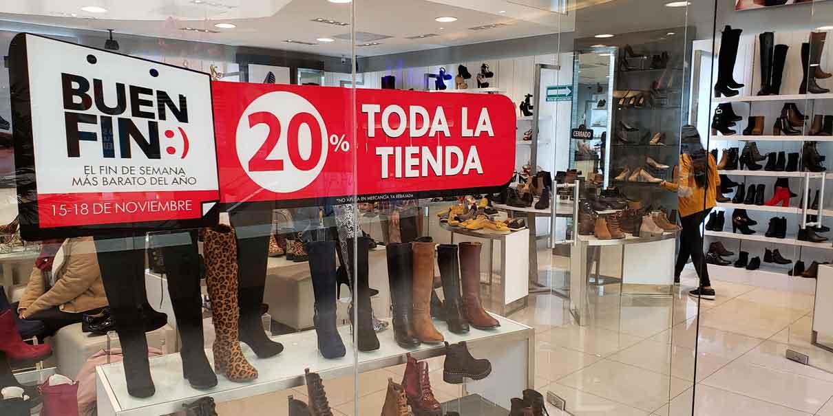 Ayuntamiento de Puebla y comerciantes despliegan estrategia para Buen Fin; esperan captar 6 mil mdp