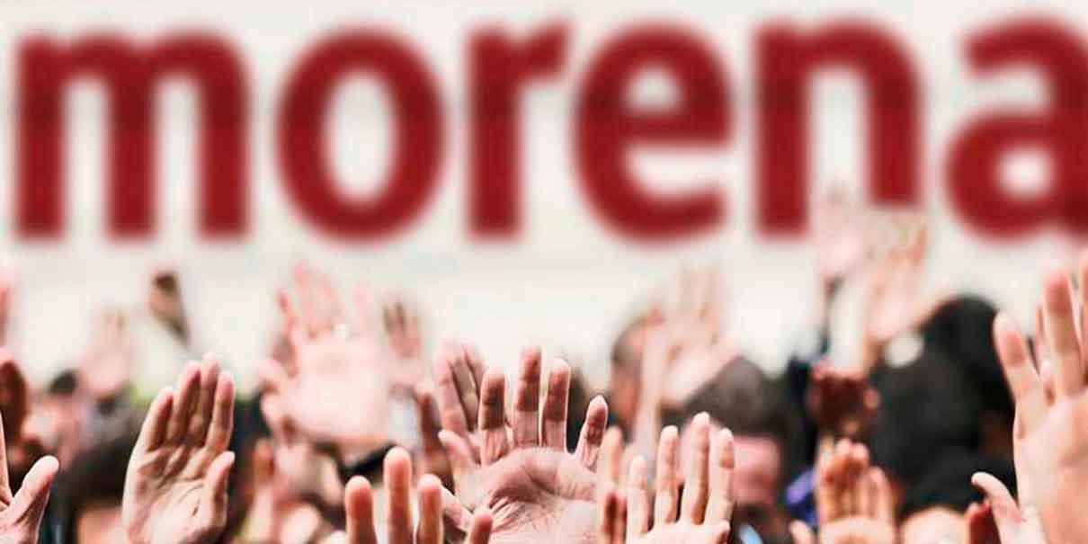 Garmendia se pronuncia por encuestas para elegir candidatos en Morena Puebla
