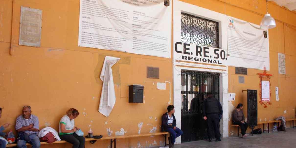 Se registran casos Covid en el Cereso de Cholula