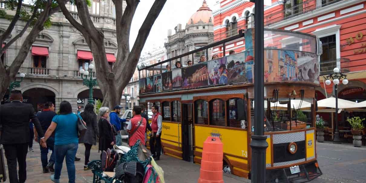 Incrementan costo a recorridos turísticos en autobús en Puebla