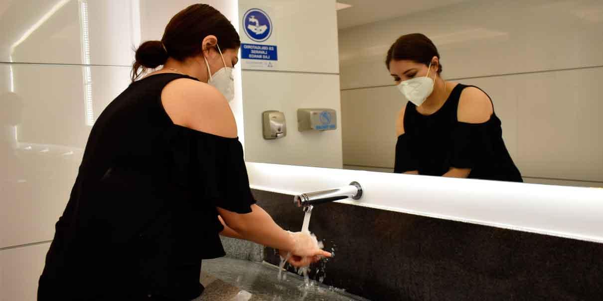Aplican nuevas medidas sanitarias para frenar contagios Covid