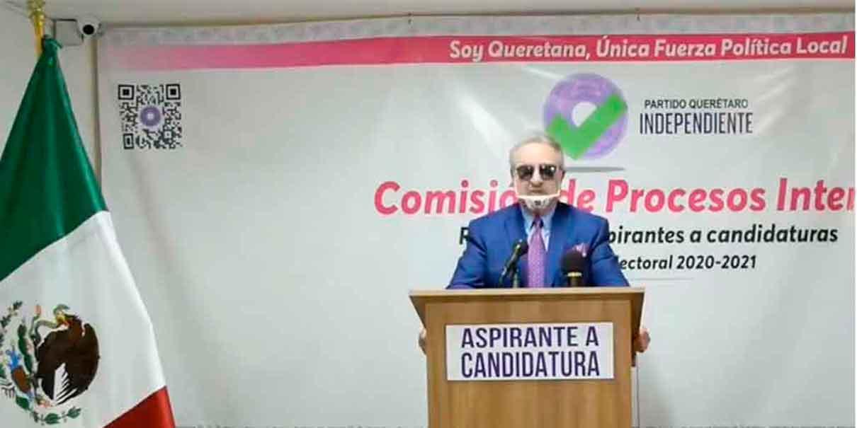 Confirmado, Quico será candidato en Querétaro