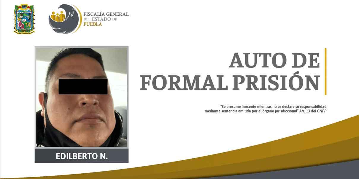 Prisión a presunto violador de adolescente de 14 años en Tetela