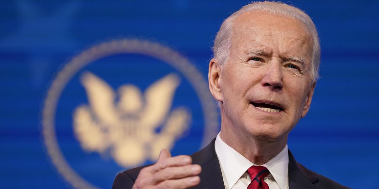 Ensayo de toma de protesta de Biden se cancela por incendio