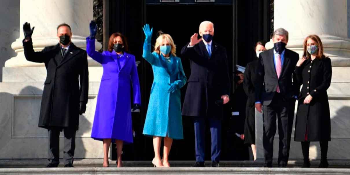 Una investidura peculiar: entérate cómo será la toma de protesta de Biden