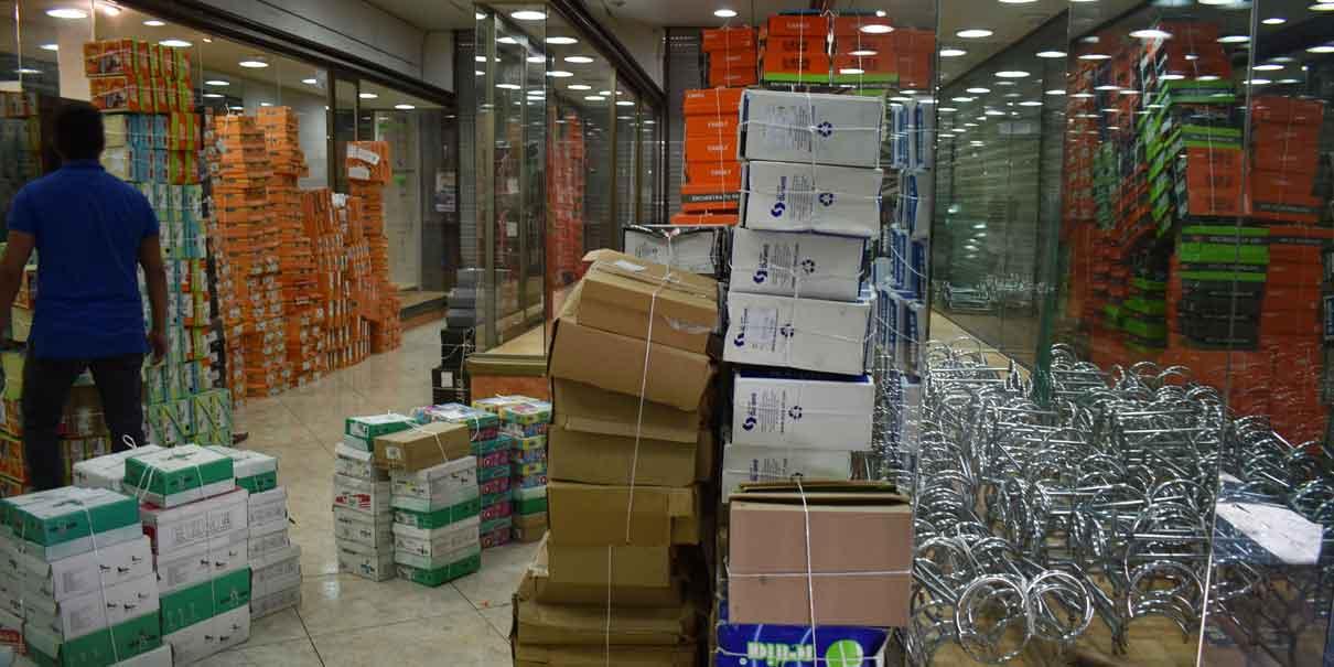 Sucumbe zapatería Elite ante crisis Covid