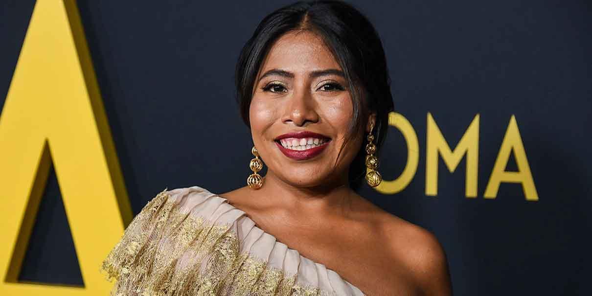 Yalitza Aparicio se estrena como cantante