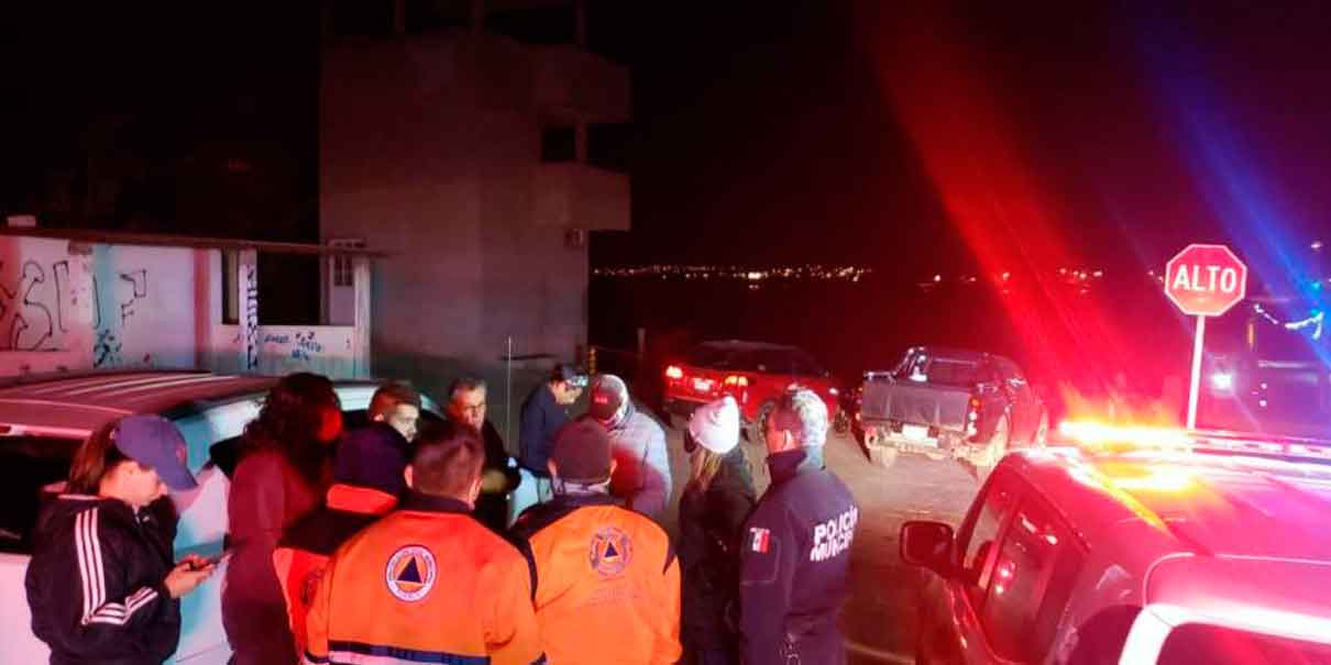 Aún desaparecidos 9 ciclistas en la ruta hacia cascadas de Huehuetlán El Grande
