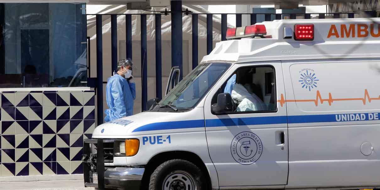 Desmiente Puebla a Federación, hospitales Covid no están saturados