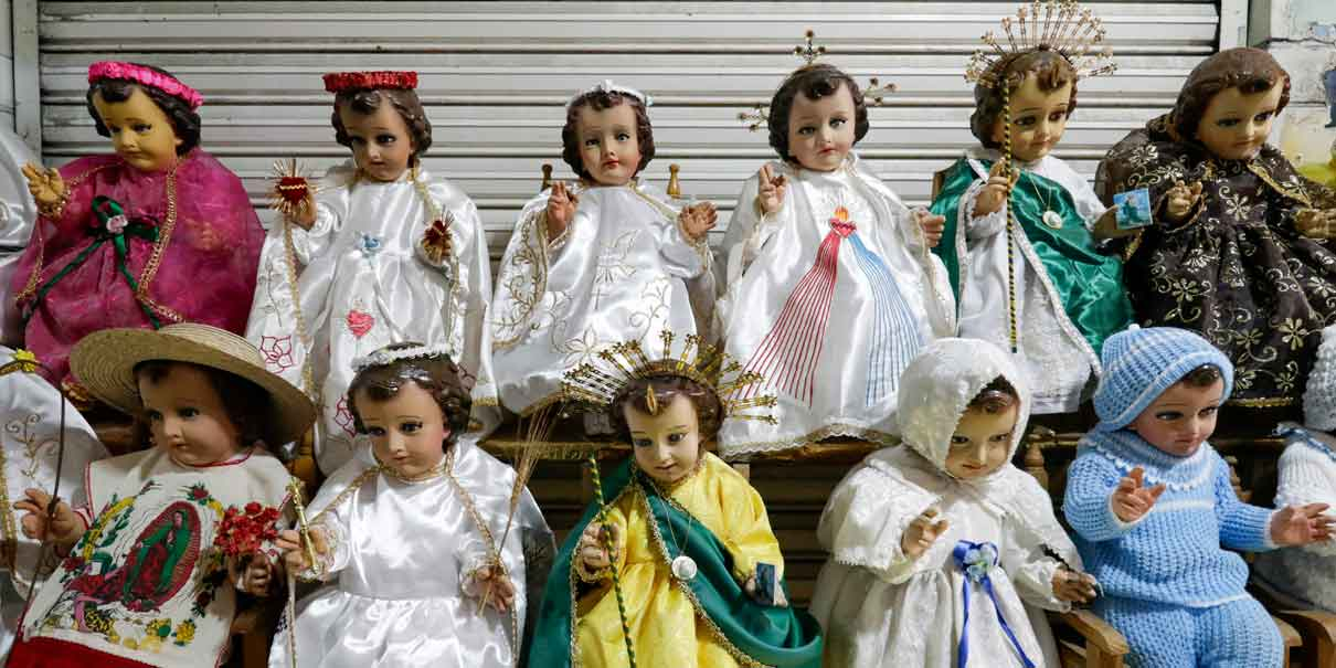 No caigan en la superstición al vestir al Niño Dios: Meneses Arce