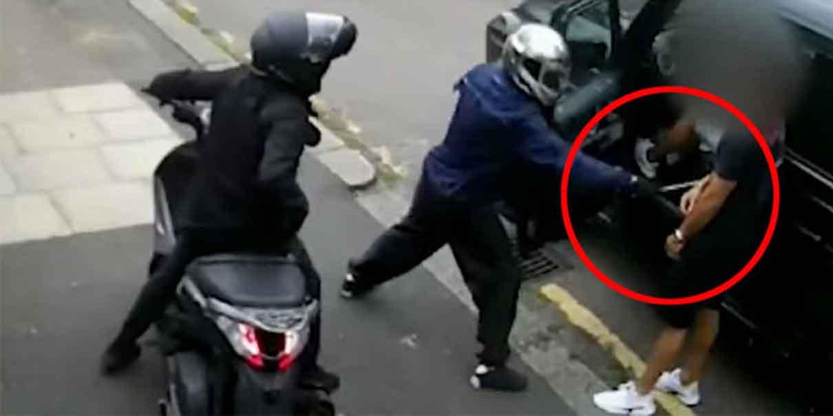 """Youtuber pierde la vida de un disparo mientras grababa un asalto """"de broma"""""""