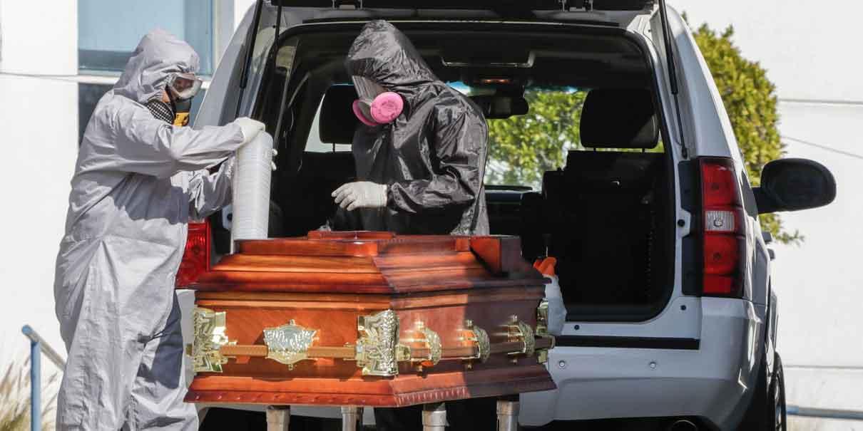 Puebla registra 8 mil 252 muertos por Covid