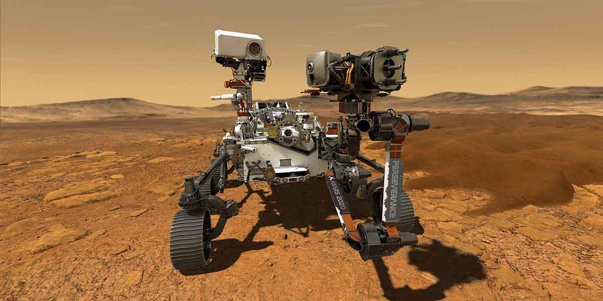 ¡MISIÓN CUMPLIDA! Llega el Rover Perseverance a Marte, la búsqueda de vida comienza