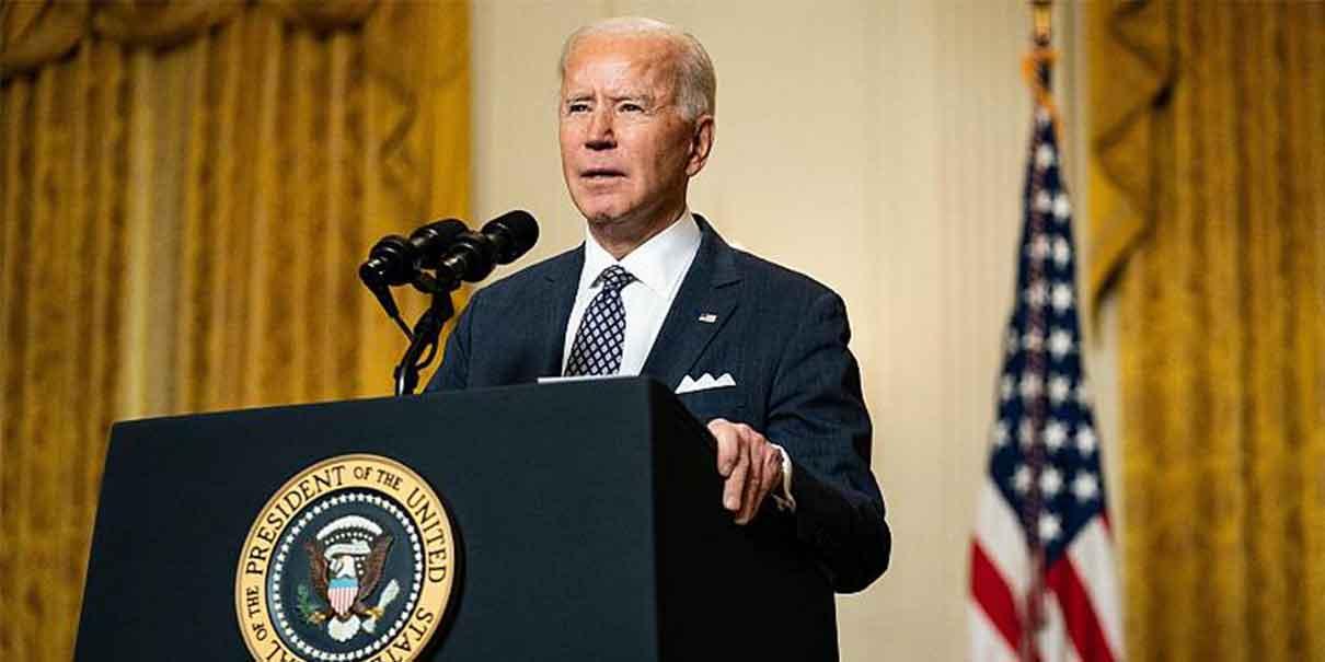 Biden rendirá homenaje por las 500 mil muertes por Covid-19 en Estados Unidos