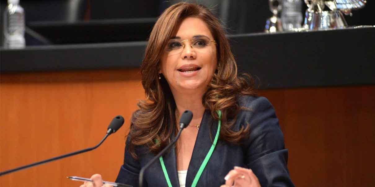 Aparecen mensajes en Twitter de Blanca Alcalá contra dirigencia