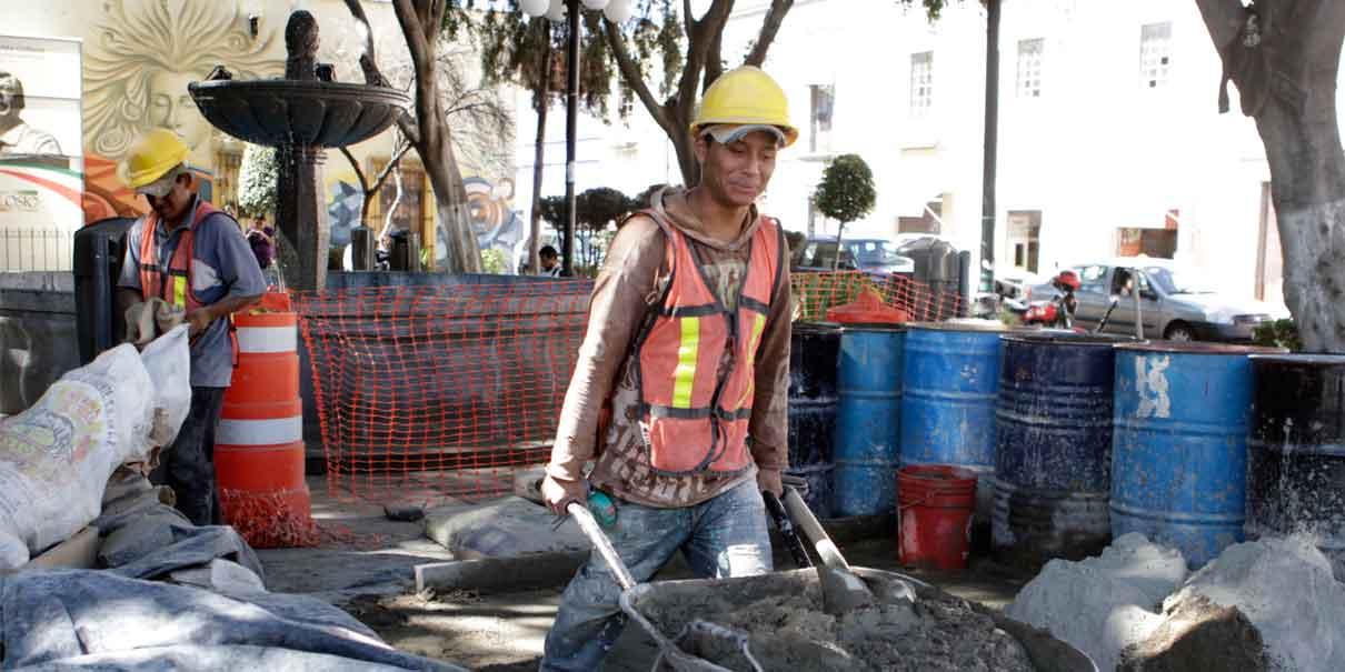 Claudia Rivera mantendrá obras y proyectos en la capital de Puebla