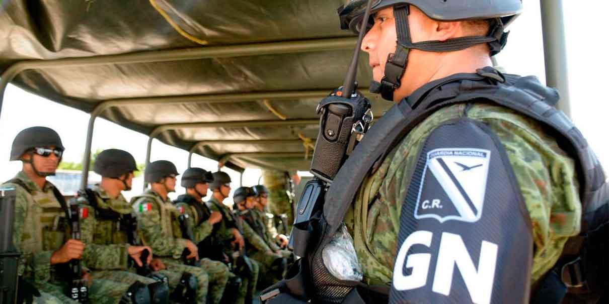 Obrador brindará seguridad a candidatos con Guardia Nacional