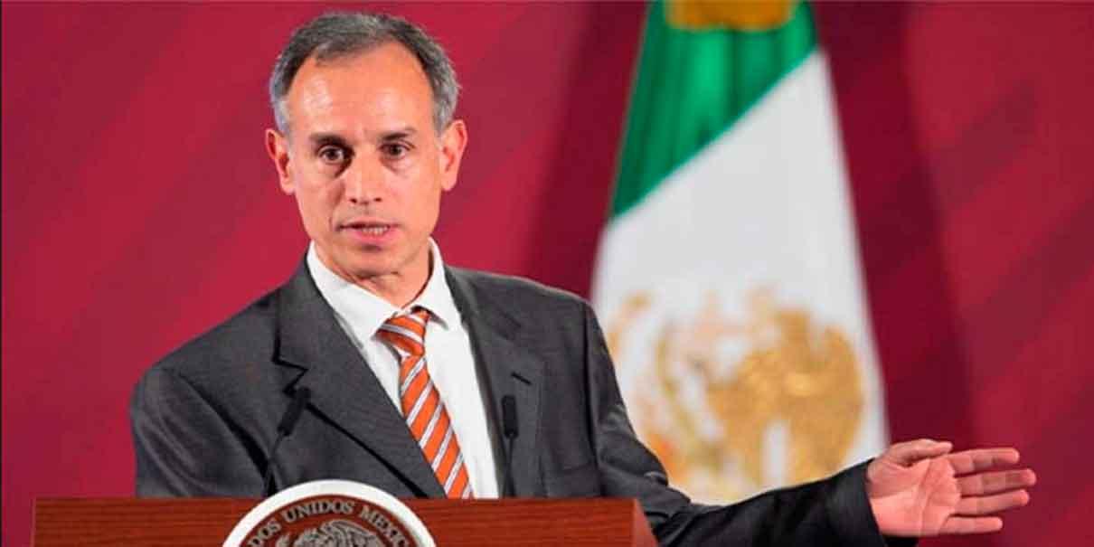 López-Gatell avanza favorablemente ante el Coronavirus