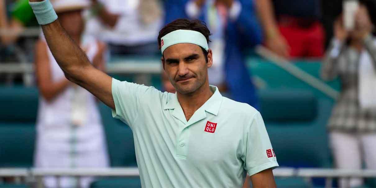 Roger Federer daría paso a la actividad después de 1 año inactivo