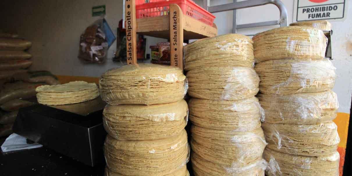 Tortilleros advierten aumento a 15 pesos el kilo