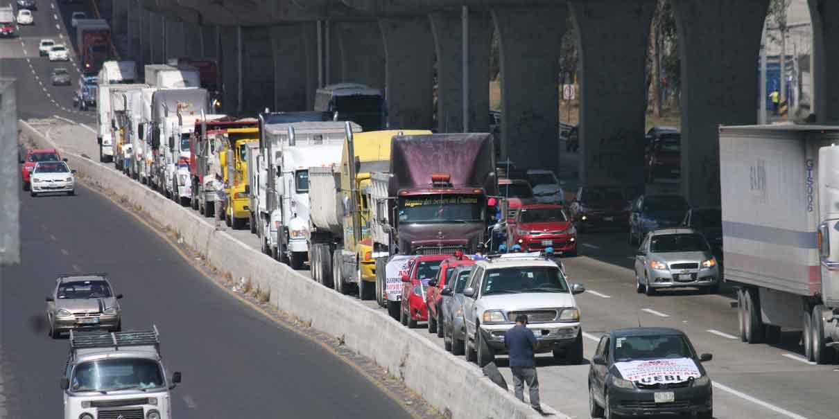Amotac y grulleros exigen seguridad en carreteras