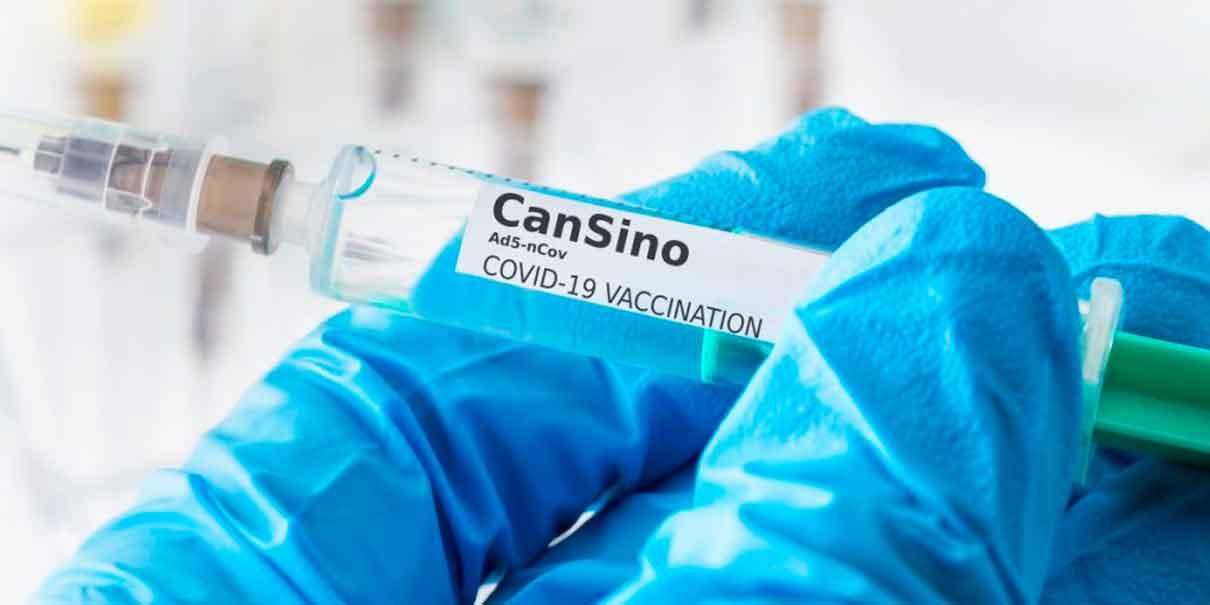 Las vacunas CanSino podrían aplicarse hasta abril, si la aprueban
