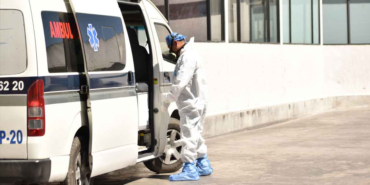 Reportó Salud baja en contagios y muertes por Covid ayer lunes