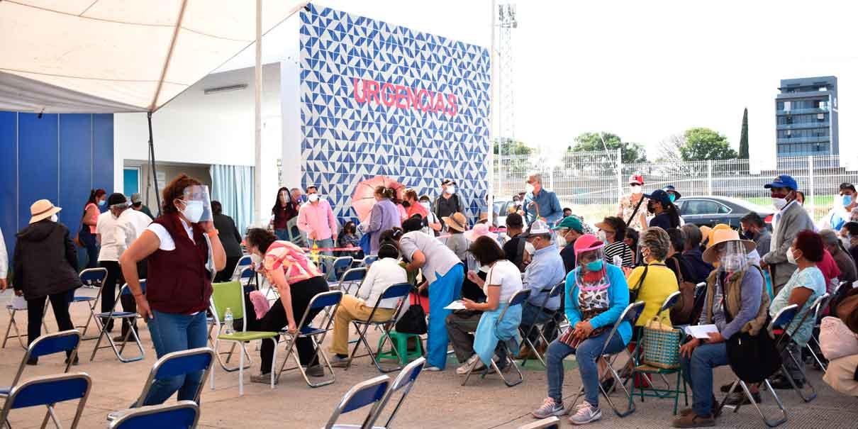 Prepara Ayuntamiento de Puebla 20 espacios para aplicar vacunas anti Covid