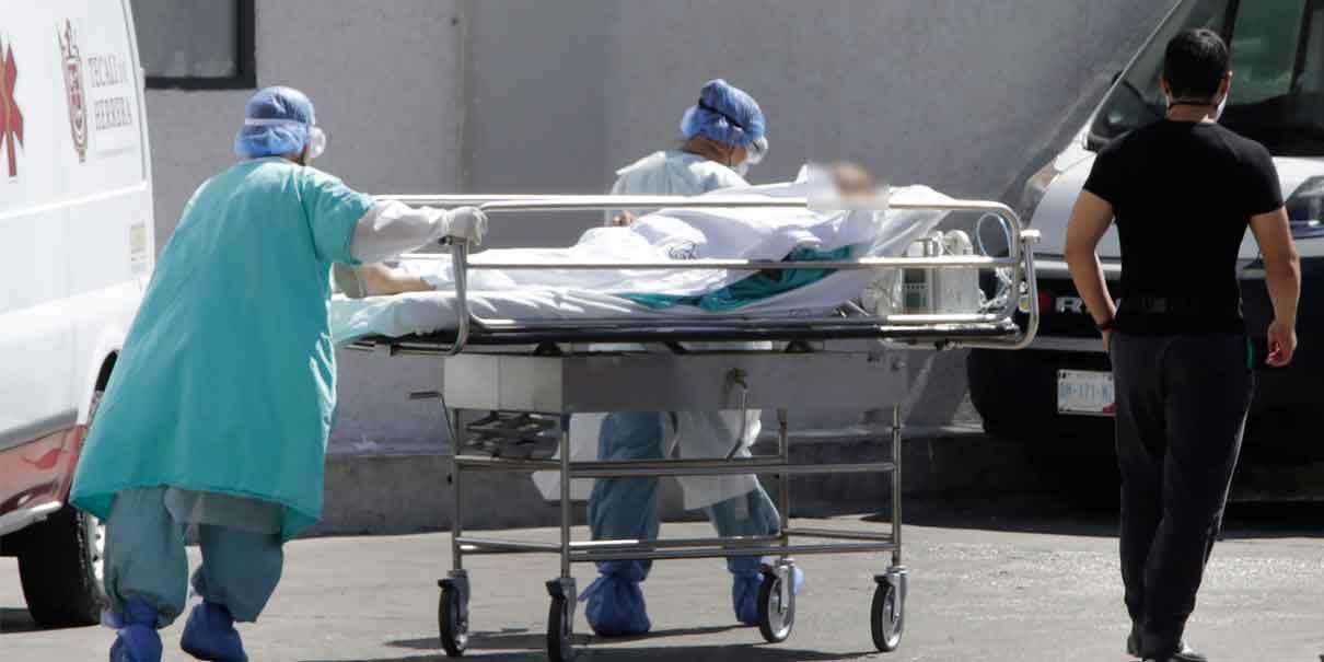 Sufren intubados falta de medicamentos en Puebla