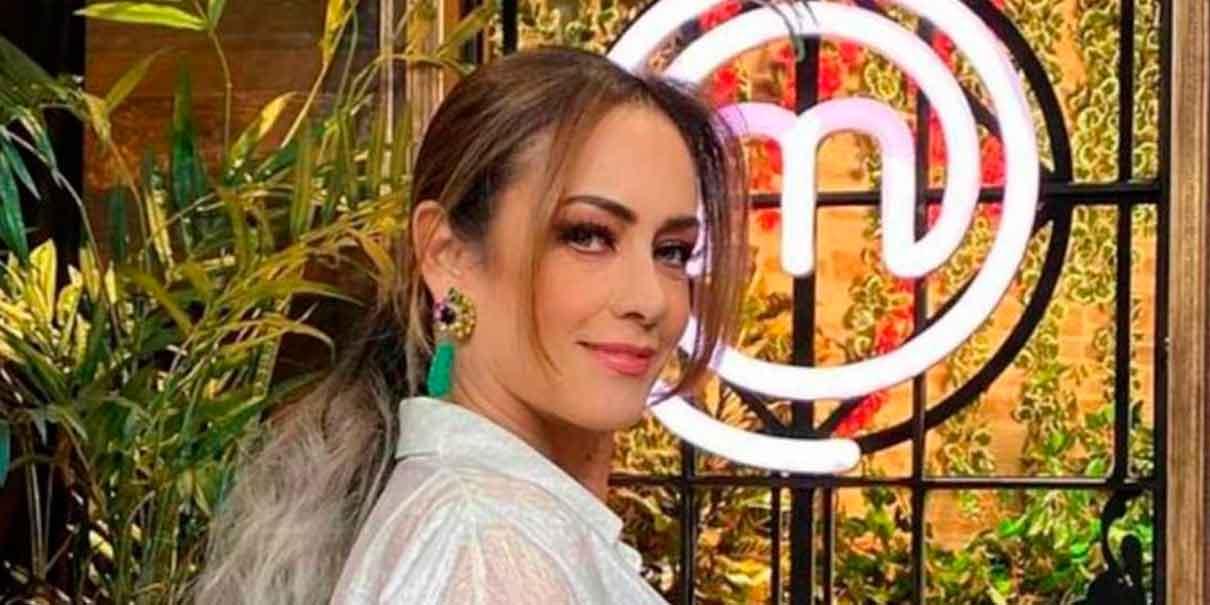 Anette Michel se va de MasterChef y TV Azteca