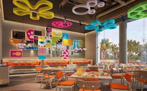 La oferta gastronómica será enorme con 7 restaurantes para los huéspedes