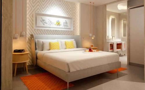 Este gigantesco hotel contará con 276 suites.