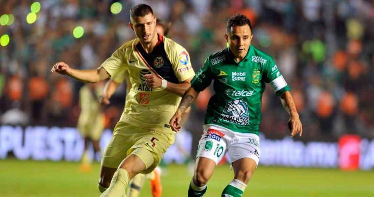 América vs León este sábado; mañana domingo Pumas ante Cruz Azul