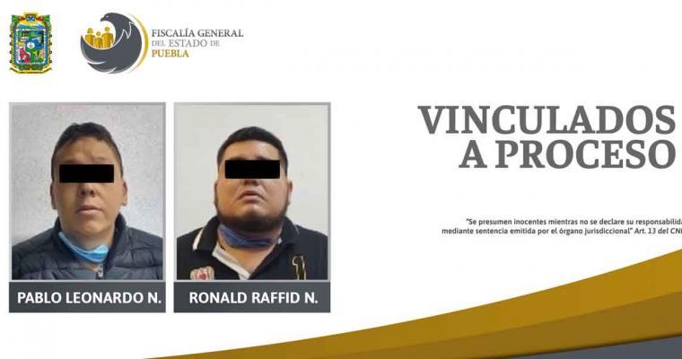 Vinculados a proceso presuntos secuestradores del edil de Zacatlán
