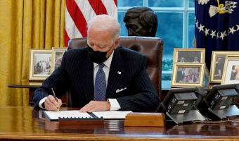 Joe Biden aumentará admisiones de refugiados hasta 125 mil personas