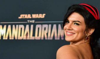 "La actriz encarna a la guerrera Cara Dune en la serie original de Disney+ ""The Mandalorian"""