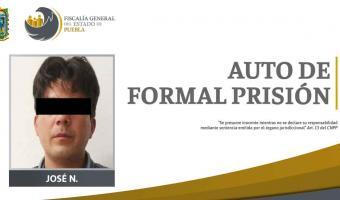 Auto de formal prisión a presunto secuestrador en grado de tentativa