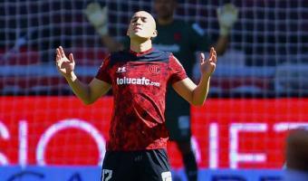 """De cara al encuentro de Toluca vs. Tigres Torres Nilo aseguro que los """"diablos"""" tienen todo para ganar en El Volcán."""
