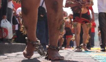 Procesión de Engrillados en Atlixco podría ser suspendida otra vez