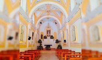 Con más de un millón de pesos rehabilitan templo de Nuestra Sra. de la Luz en Izúcar
