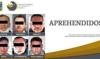 Detienen a seis funcionarios por fuga de preso en Zacatlán