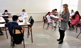 Plantea AMLO que en Campeche regresen a clases presenciales en abril